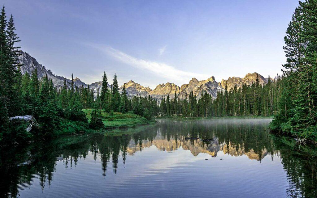 calm nature range